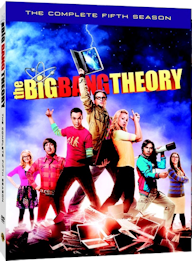 The Big Bang Theory: Season 5 DVD